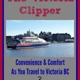 The Victoria Clipper