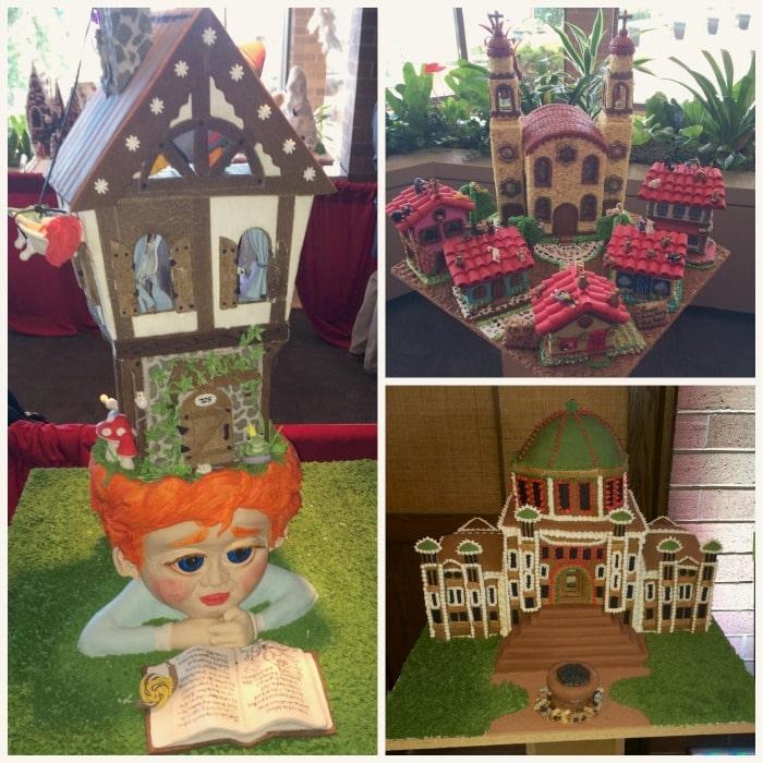 Victoria Gingerbread Showcase