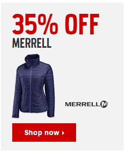 merrell sale on REI