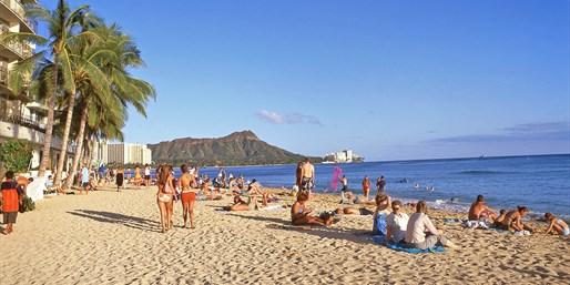 Hawaii Airfair Sale