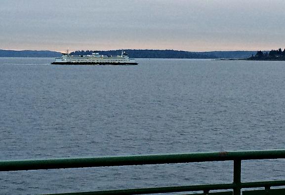 Washington State Ferries to Victoria BC