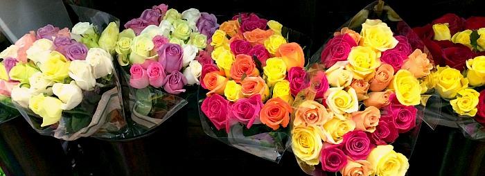 2 Dozen Roses at Costco for $16.99