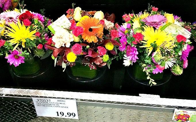 Costco Floral Arrangements for $19.99