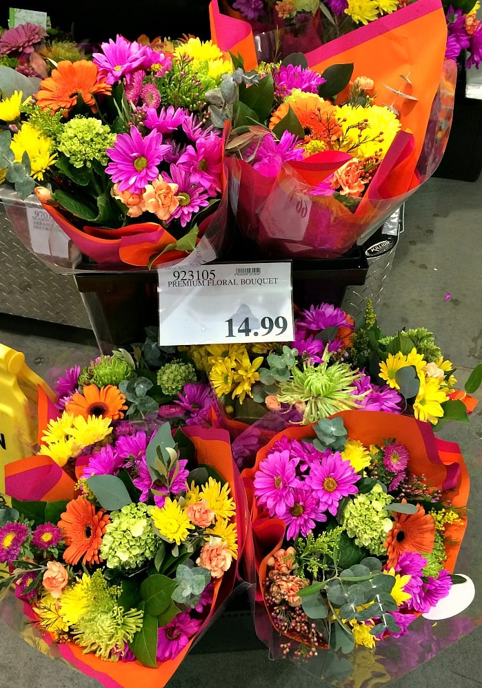 Costco Flower Bouquets for $14.99