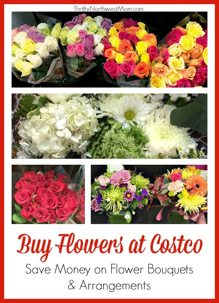 Costco Flowers - Beautiful Flowers as low as $9.99 / Bouquet!