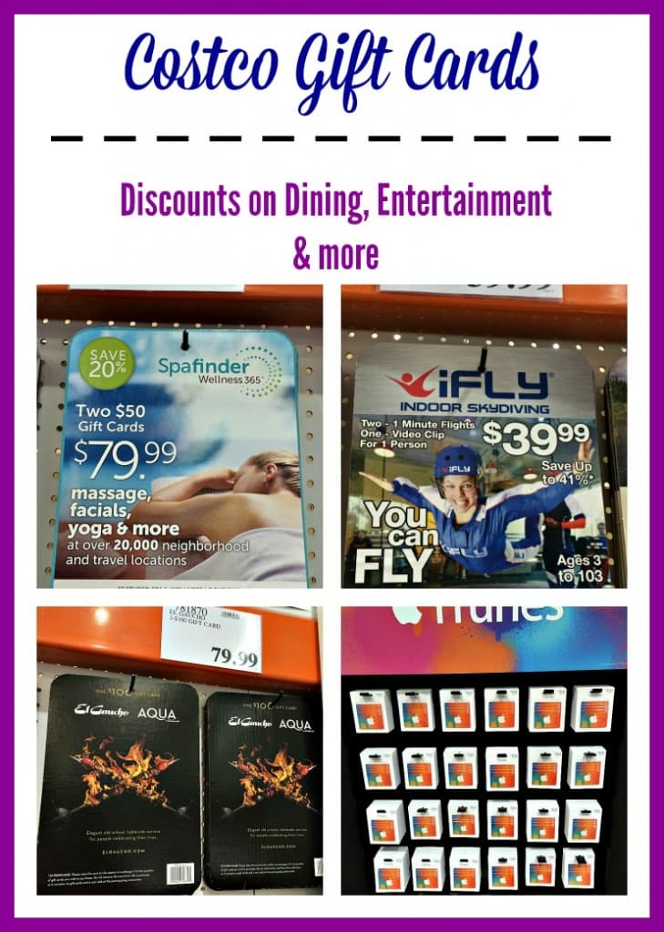 Costco Gift Card - Save on Dining, Entertainment and Gifts ...