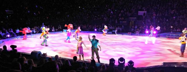 Disney On Ice Frozen seattle