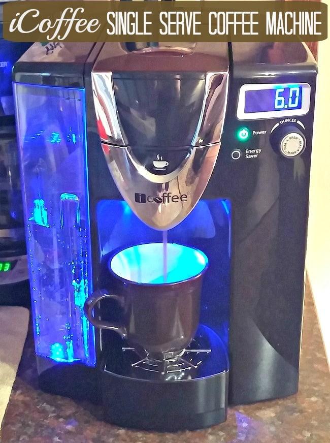 Icoffee Single Serve Coffee Machine Tips To Save On