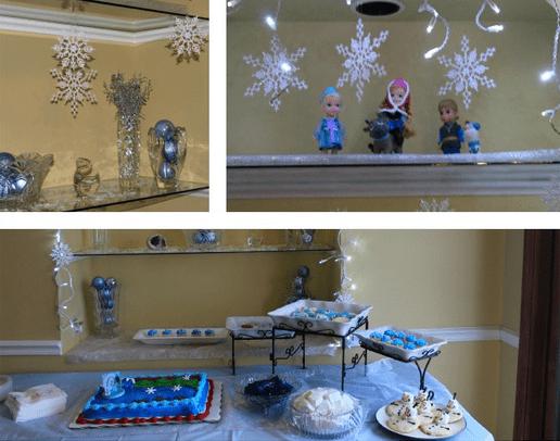 Disney Frozen Party Decorations