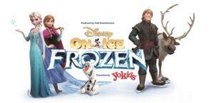 Disney Frozen on Ice Discount Tickets