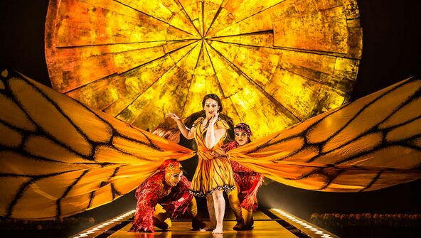 Cirque Du Soleil: Discount Tickets for Luzia in Redmond – New Performance Dates Added thru May 19th!