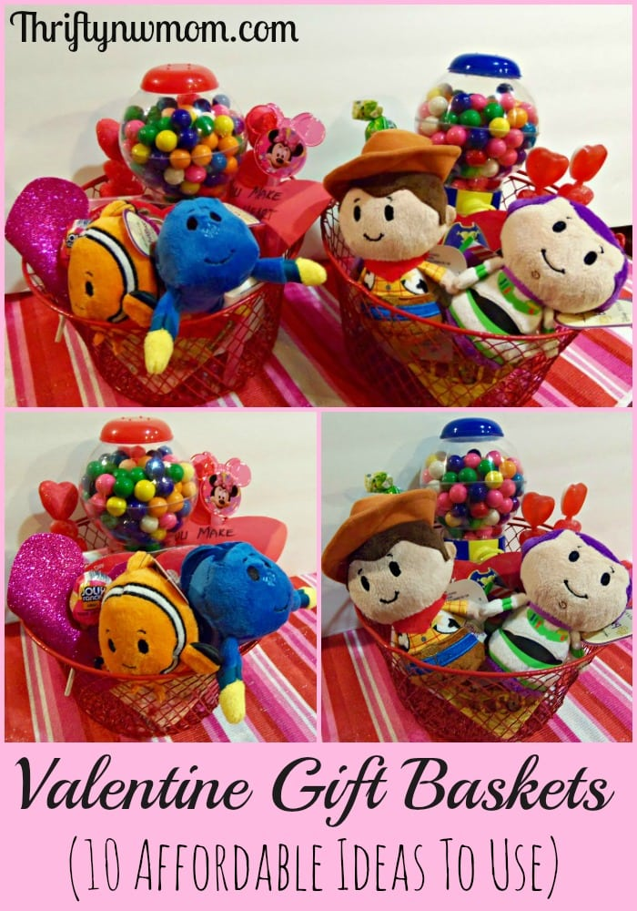 Valentine Day Gift Baskets 10 Affordable Ideas For Kids Gift
