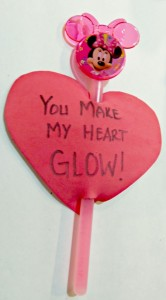 Valentine Glow Sticks