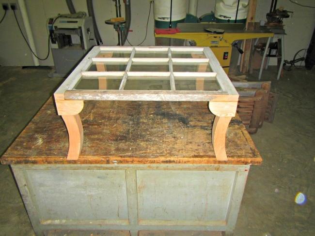 Window Table in process