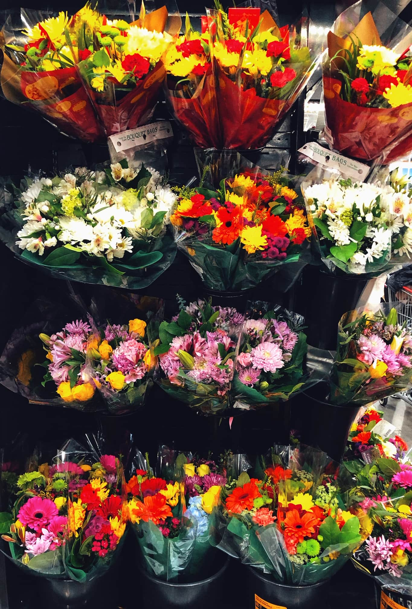 Whole Foods Mini Bouquets