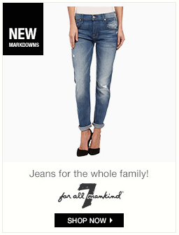 7 for All Mankind Denim Sale