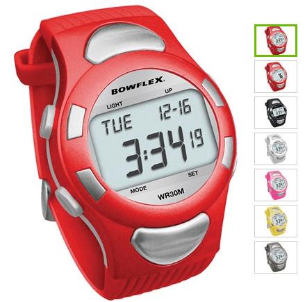 Bowflex EZ-PRO Strapless Heart Rate Monitor Watch