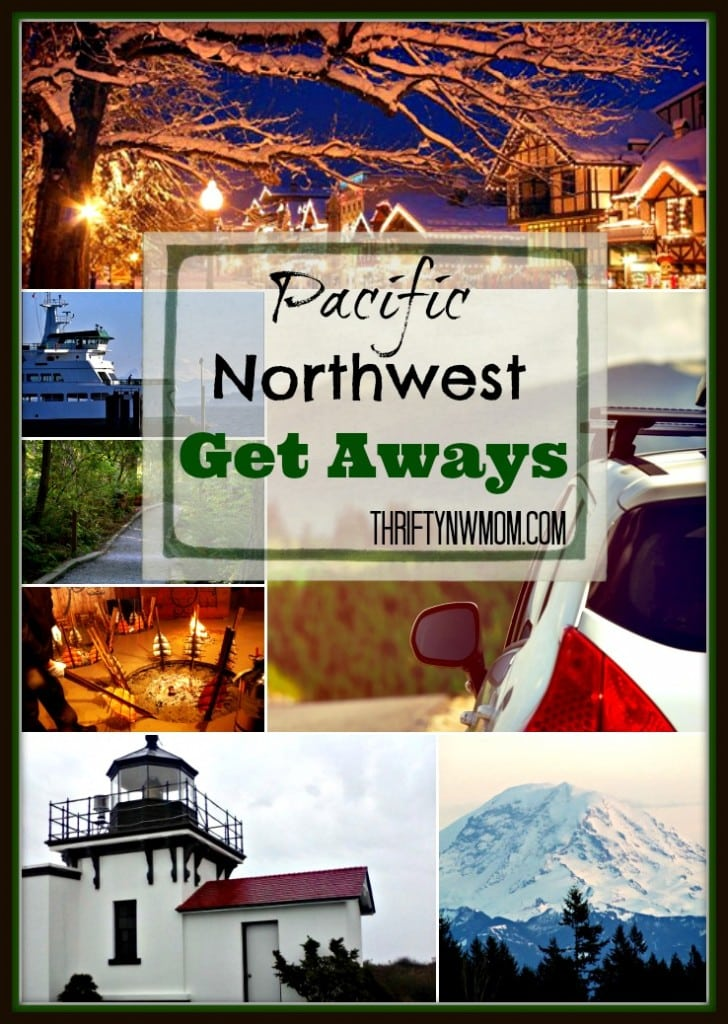 Romantic Getaways In The Pacific Northwest