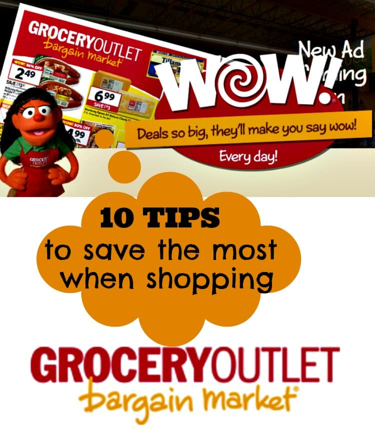 Grocery Outlet Tips
