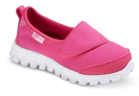 Toddler Girl's S Sport Designed by Skechers Slip on Sneakers