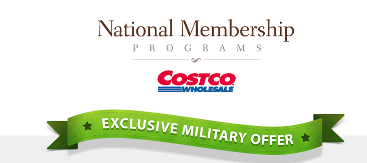 Attention Military Members and Veterans! Purchase Costco Membership Activation Certificates to join Costco as a new member and receive over $60 in savings! Costco Wholesale is dedicated to bringing members the best possible prices on quality brand-name merchandise. Join Costco as a new member and receive over $60 in savings.