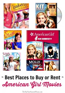 American Girl Movies - Best Places to Buy or Rent