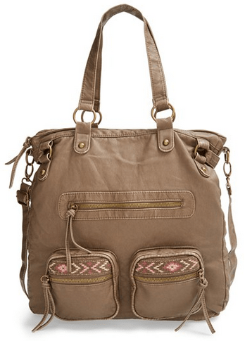 BP Washed Tote