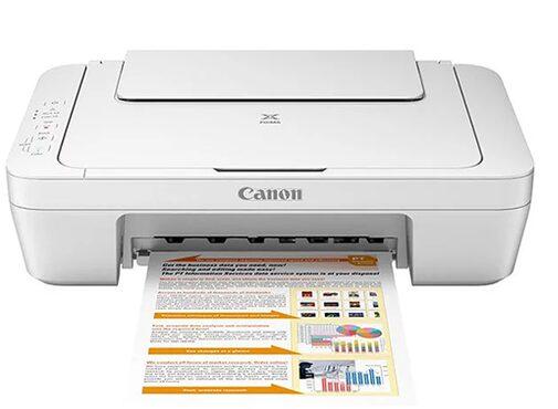 Canon Pixma All-in-One Inkjet Printer, Copier, Scanner for $32.99 (reg $69)