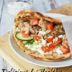 Chicken Gyros Recipe – Delicious & Healthy!