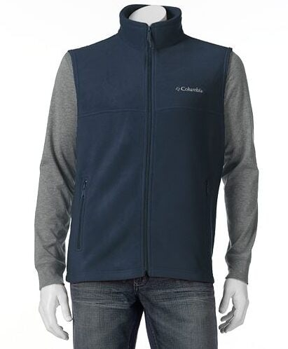 Columbia Flattop Mountain Fleece Vest