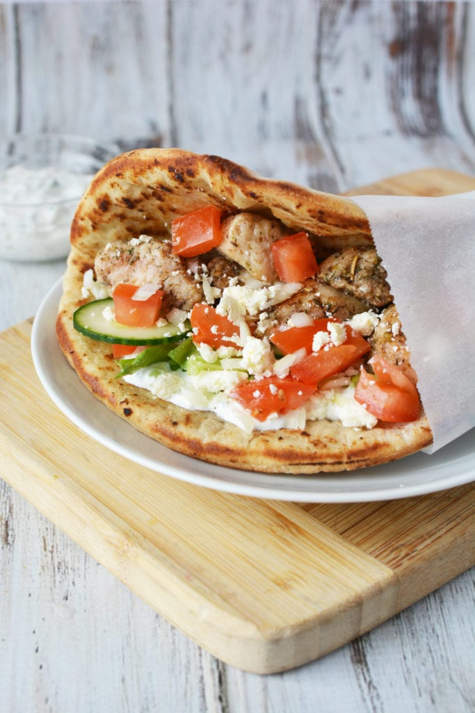 Easy Gyro Recipe