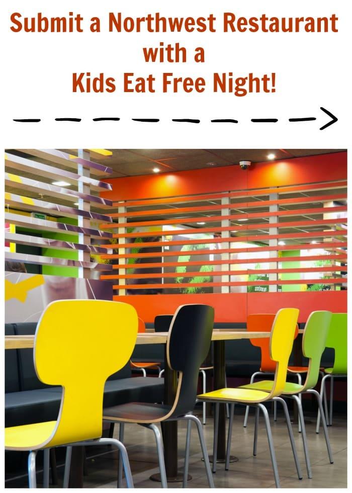 Kids Eat Free Form