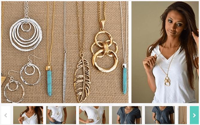Long Necklaces Sets