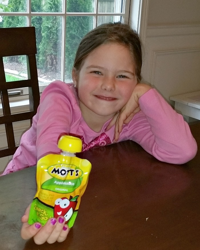 Motts Snack & Go Pouches Favorite of Kids