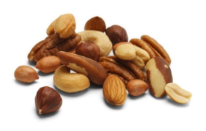Freeze nuts