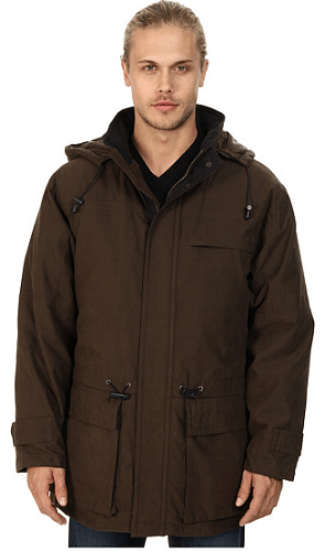 Rainforest Parka With Zip Out Insulation And Detach Hood