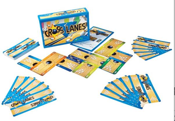 Cross Lanes Game