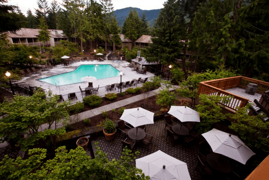 Resort at the Mountain Mt Hood OR