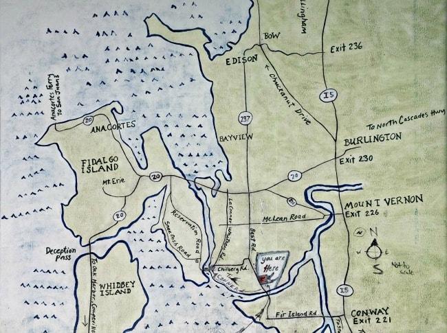 Skagit Valley Map