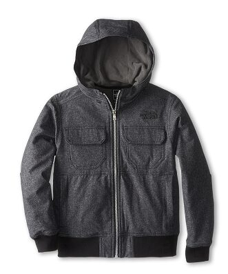 The North Face Kids Hooded Soft Shell Jacket