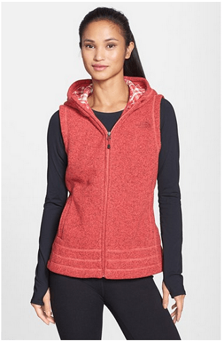 The North Face Novelty Crescent Sweatshirt Vest $47.98 Shipped!