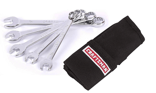 Craftsman 5 Piece Wrench Set