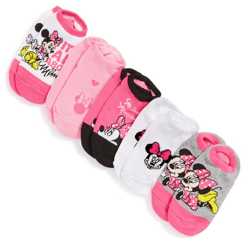 Disney Minnie Mouse Socks