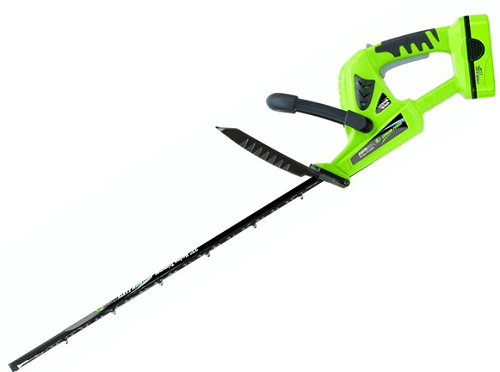 Earthwise 22-Inch 18 Volt Lithium Ion Cordless Electric Hedge Trimmer