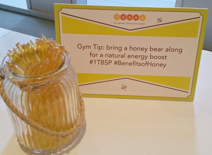 Honey as Natural Energy Booster
