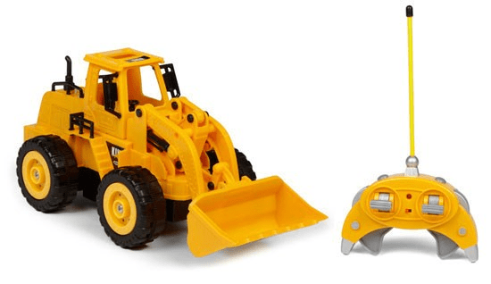 King Force Wheeled Loader 136 Electric RC Construction Vehicle