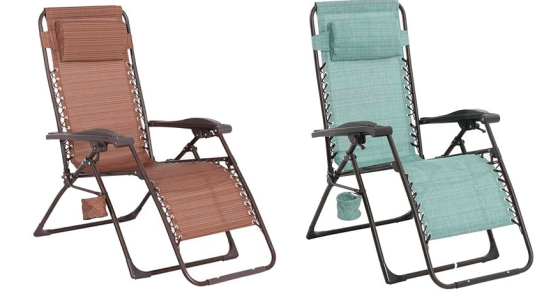 Kohls Antigravity Chair Sale