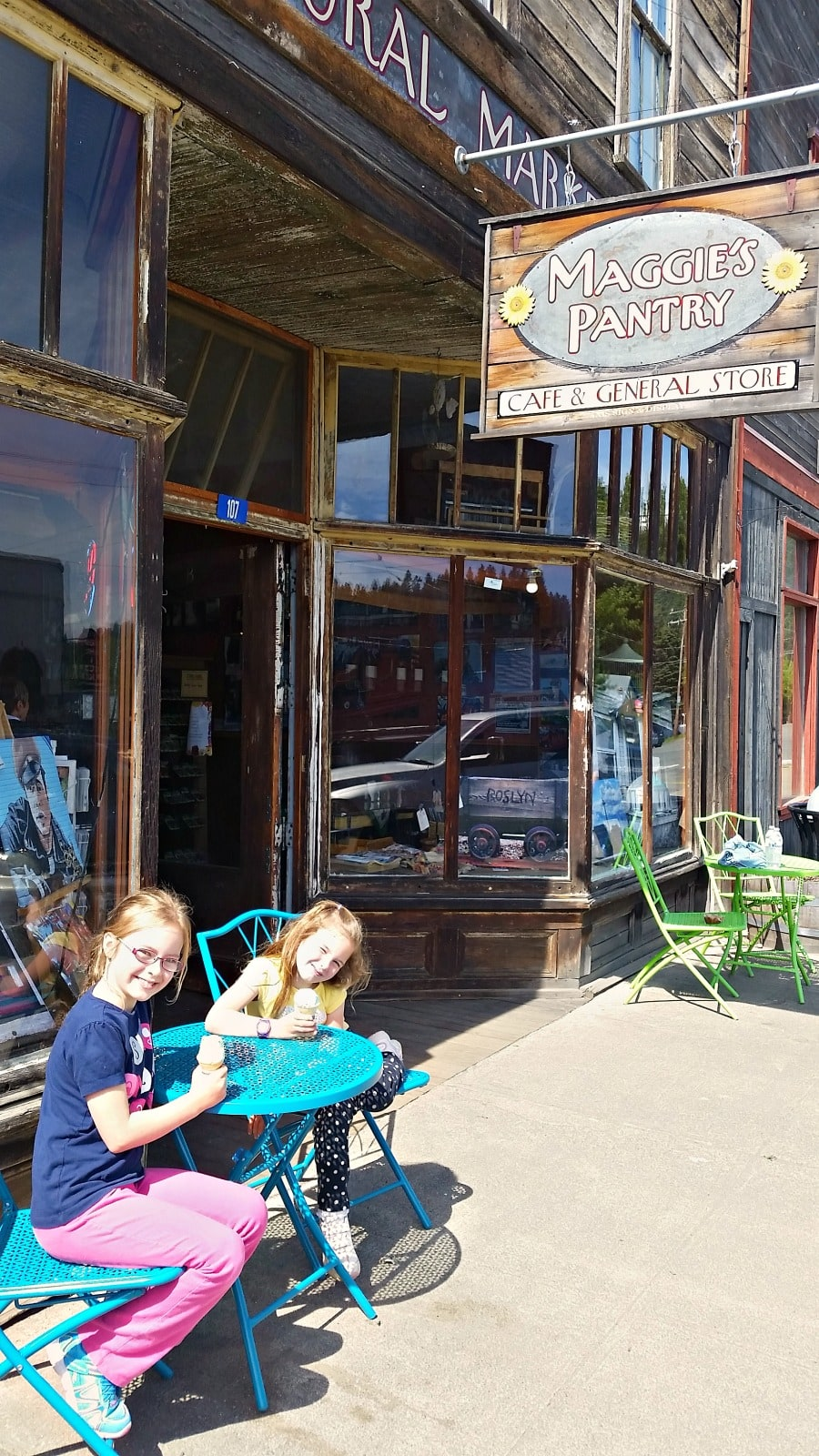 Maggie's Pantry - An Organic Grocery Store, Cafe & Ice Cream Shop in Roslyn WA