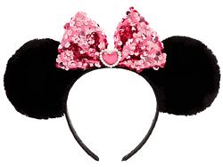 Minnie Mouse Ear Headband for Kids