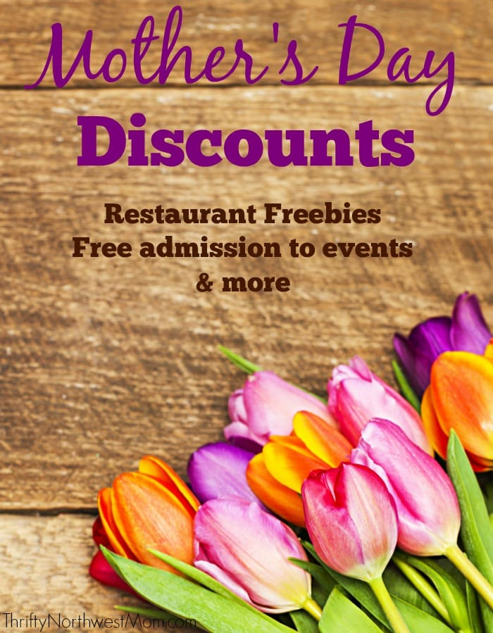 Mothers Day Roundup Free Events Restaurant Deals More Around